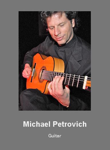 Michael Petrovich - Guitar